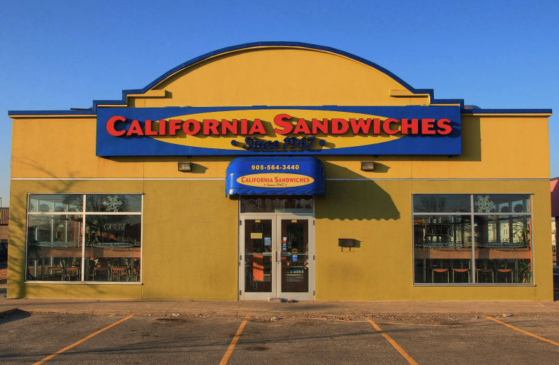 California Sandwiches