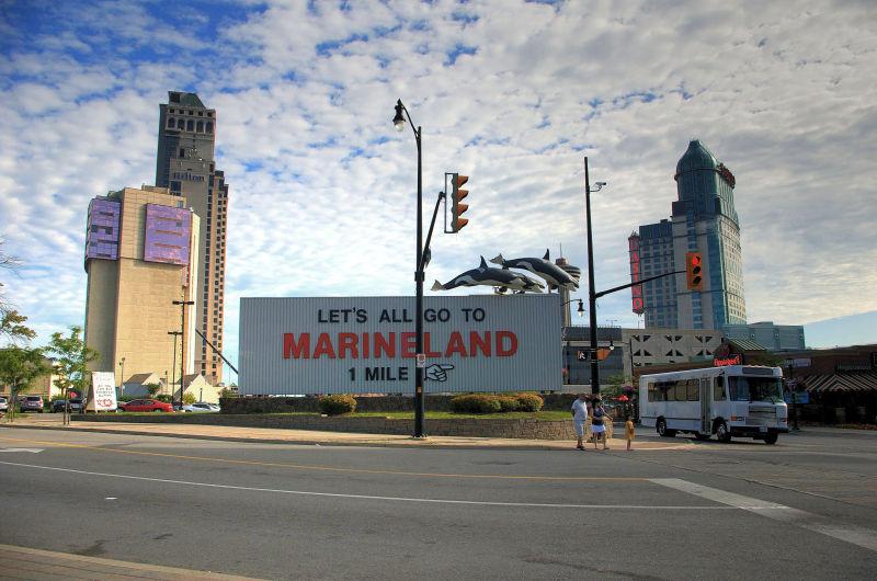 Niagara - Marineland