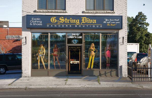 G - String Diva