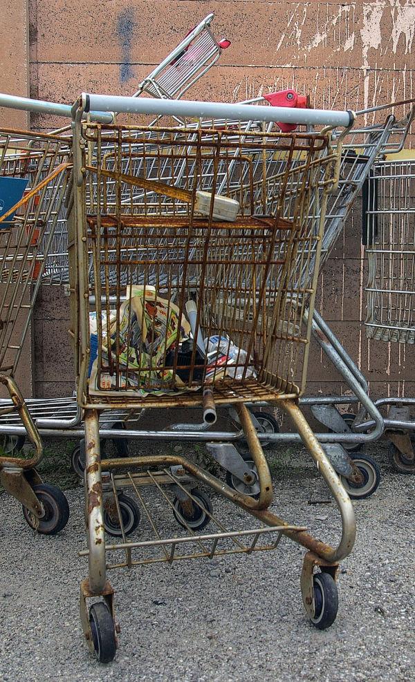 Shopping Cart- 78