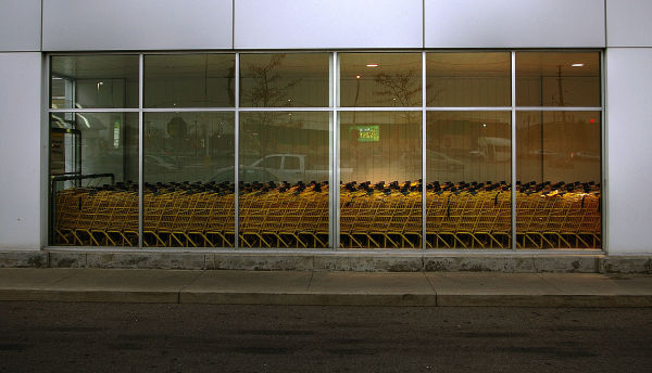 Shopping Cart- 80