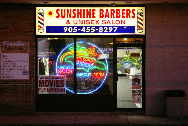 Sunshine Barbers - Silly Tuesday