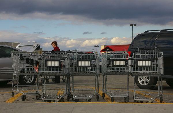 Shopping Cart- 82