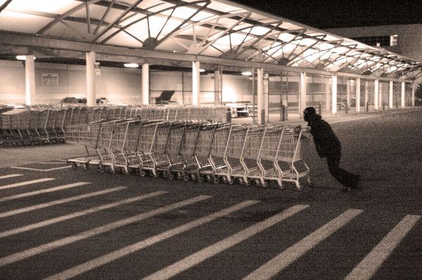 Shopping Cart- 84