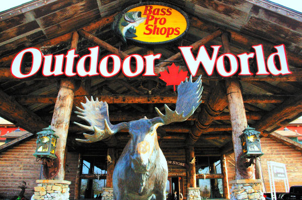 Outdoor World - Silly Tuesday