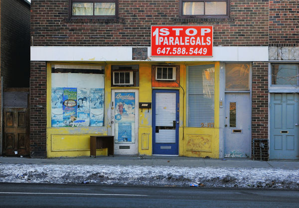 Storefront - 1st Stop Paralegals