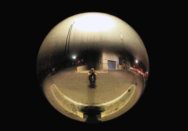 Cheap Fisheye