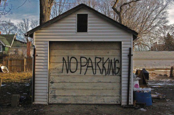 No Parking - Silly Tuesday
