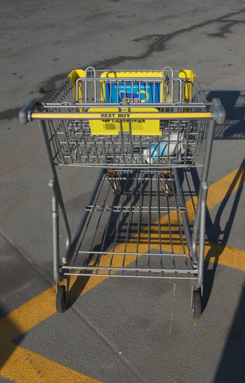 Shopping Cart - 121