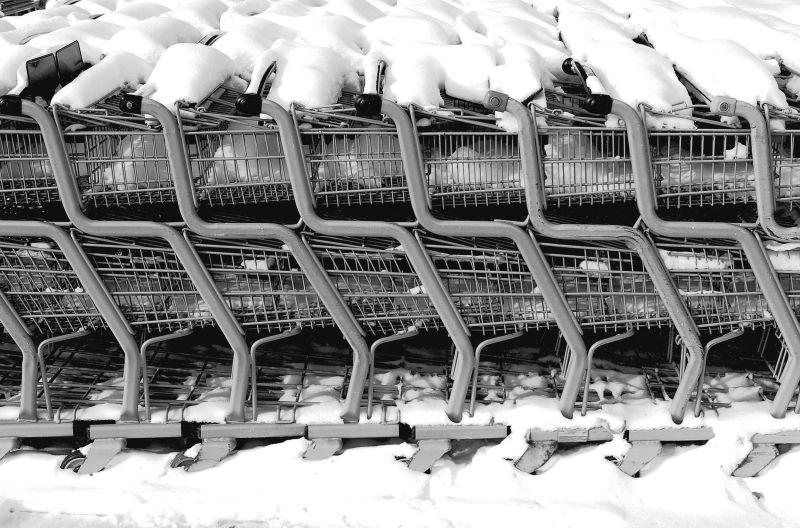 Shopping Cart - 127