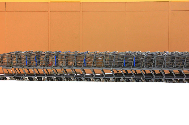 Shopping Cart - 130