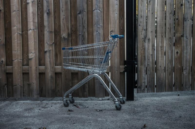 Shopping Cart - 138