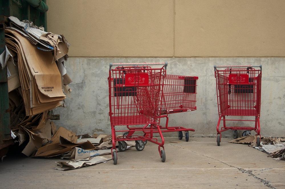 Shopping Cart - 143