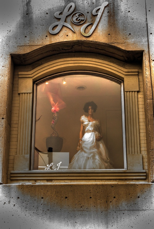 Sherrie's Bridal Windows