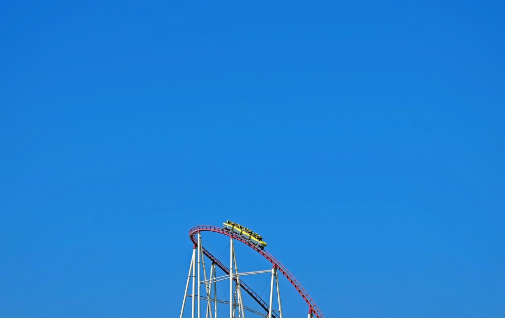 Las Vegas - Rollercoaster  1