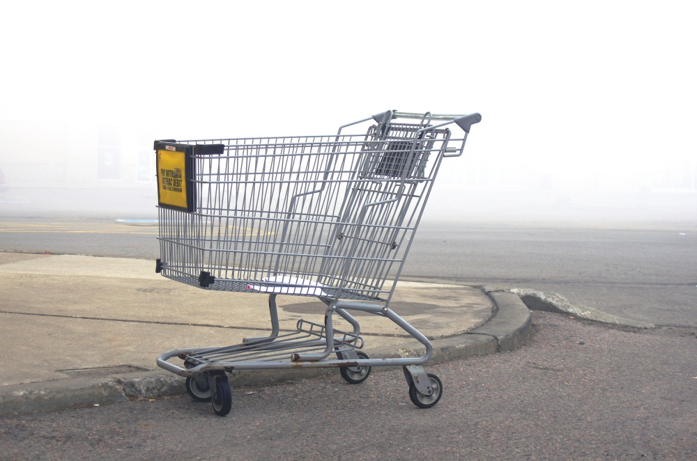 Shopping  Cart - 152