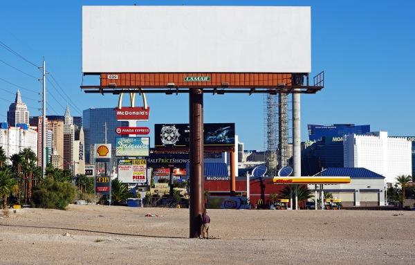 Las Vegas - By The Billboard