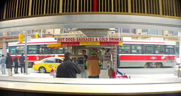 Hot dogs & Streetcar