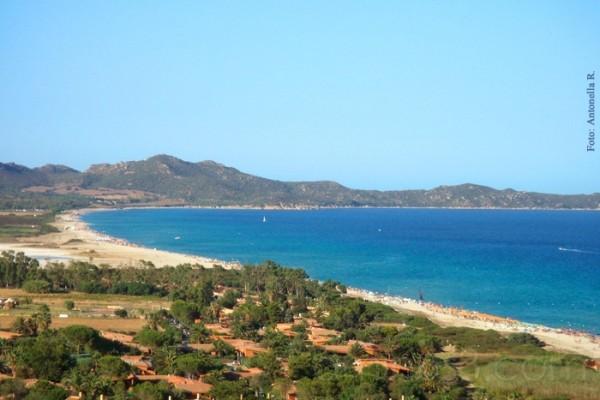 Costa Rei (Sardinia-Italy)