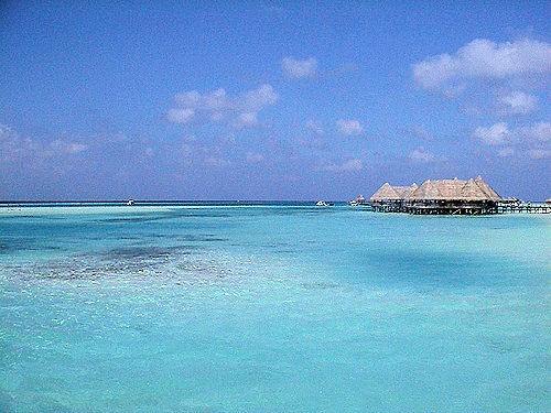 Romance @ Maldives