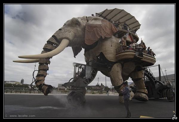 Nantes'Elephant