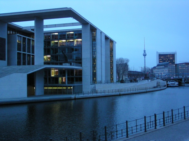 El Speer por Berlín