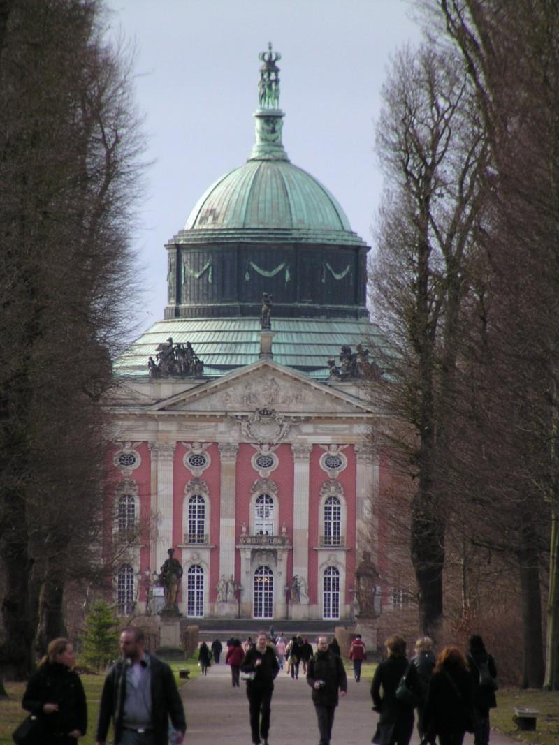La residencia de Potsdam