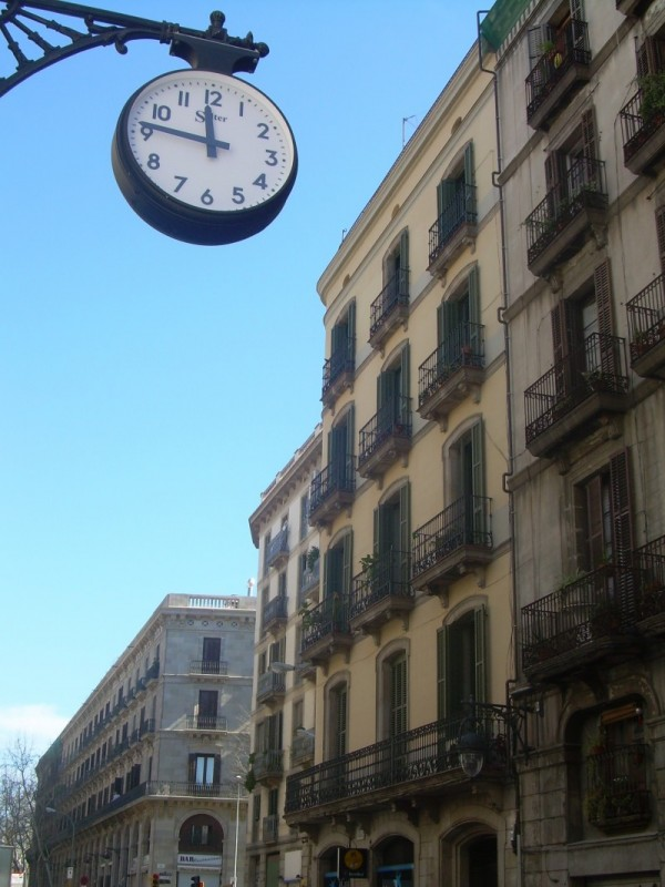 El tiempo parado