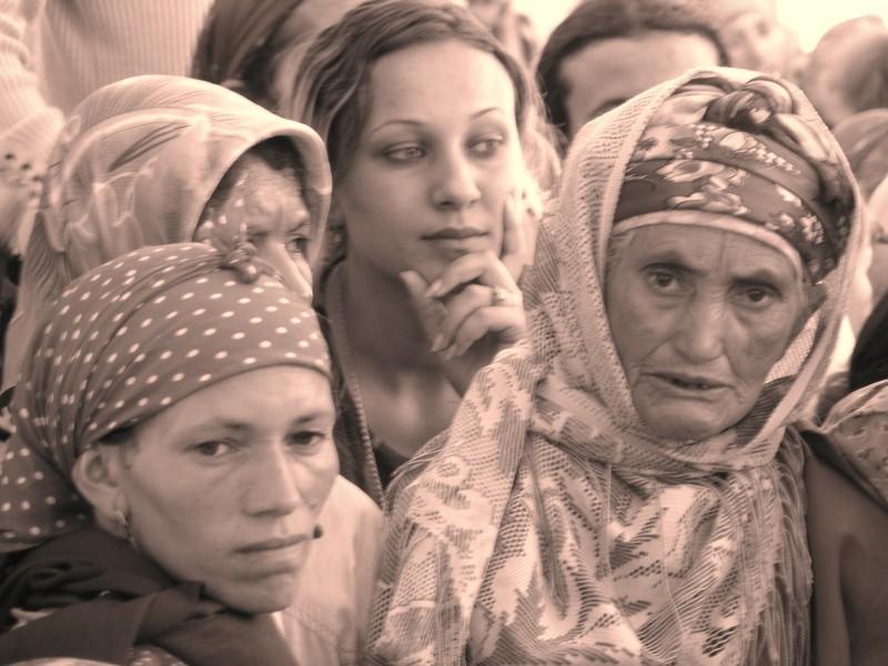 Con la vista hacia Argelia