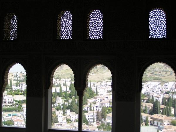 Los oratorios de la alhambra