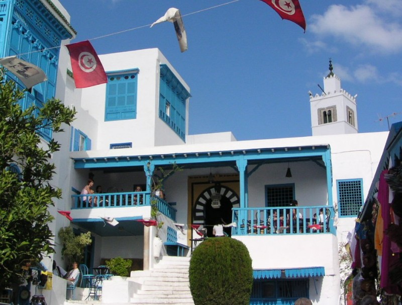 Recuerdos de Túnez