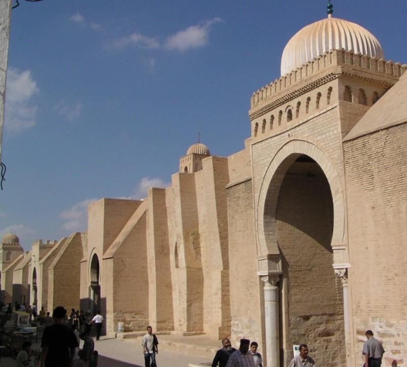 La fortaleza: Kairouan