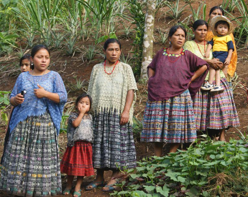 La mujer indígena
