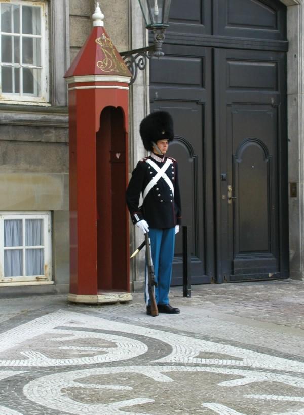 Royal Guard Denmark