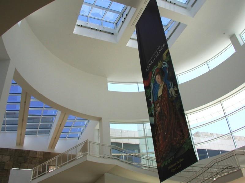 LA Getty Museum