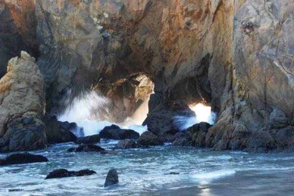 Pfeiffer Beach Rocks