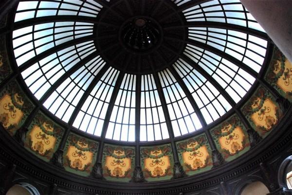 Topeka Kansas Capitol Interior Dome #2