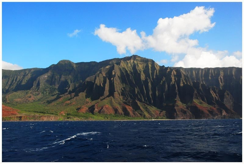 Napali Coast  #4 Kauai