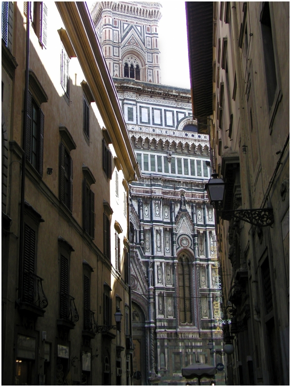"""Another view of """"Il Duomo"""", Florence"""