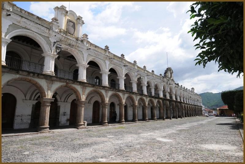 Ayuntamiento (City Hall) Antigua, Guatemala