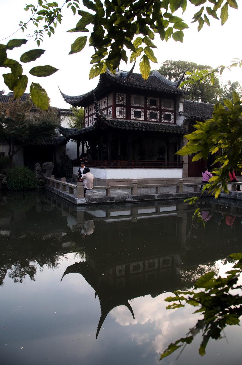 Lingering Garden Suzhou China