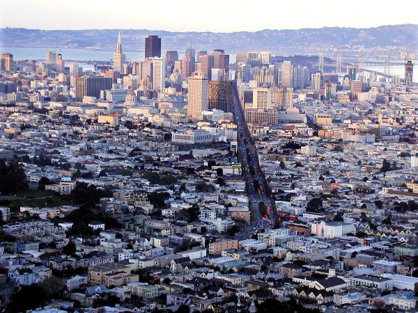 San Francisco California City