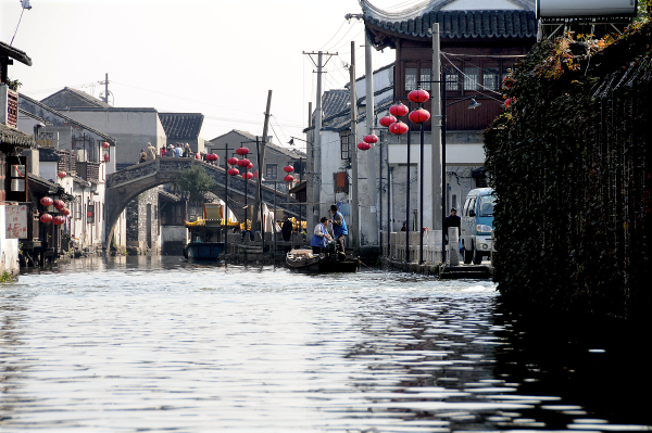 Suzhou Grand Canal China
