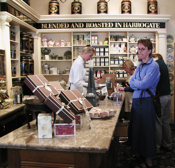 English Coffee Shop