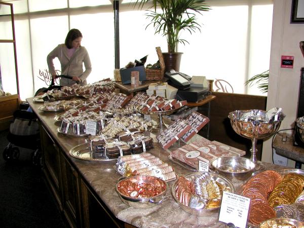 Chocolate Shop England