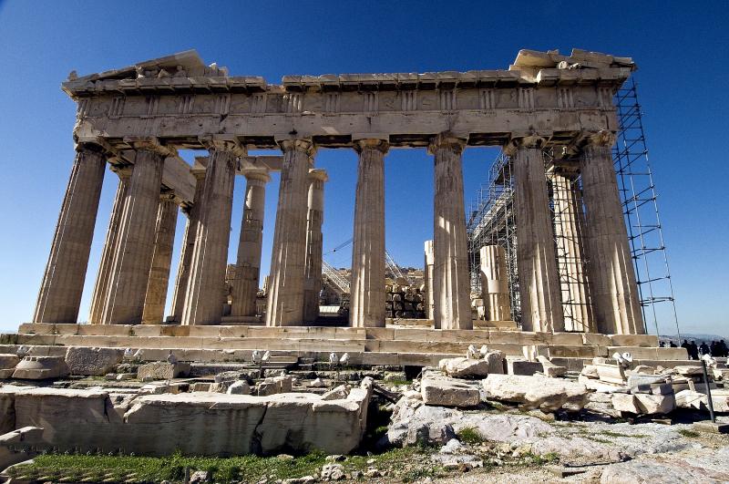 Parthenon Acropolis Athens Greece
