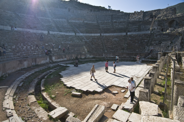 Ephesus Great Theater
