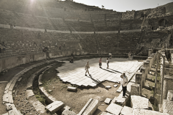Ephesus Great Theater II