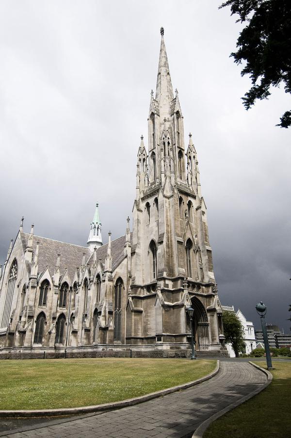 First Church Dunedine, New Zealand
