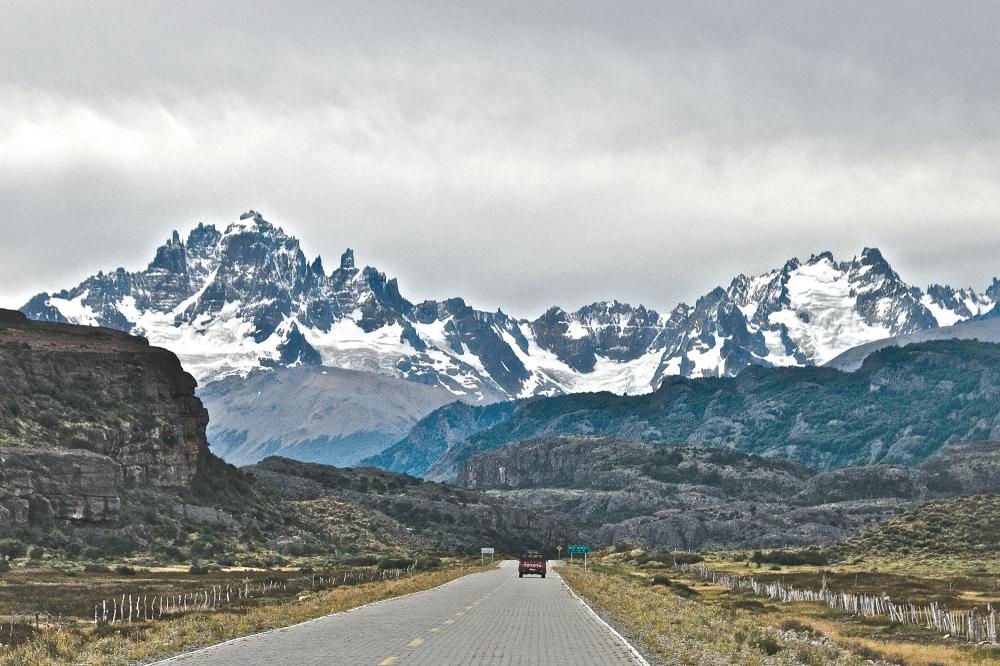 Cerro Castillo Aysen Chile